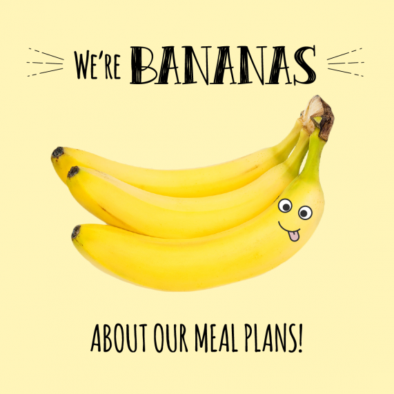 We're Bananas