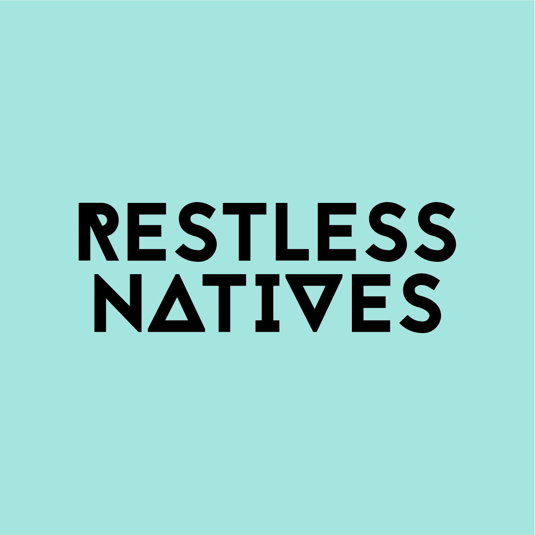 Restless Natives logo alternative